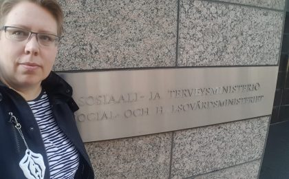 STM Marjaana Siivola