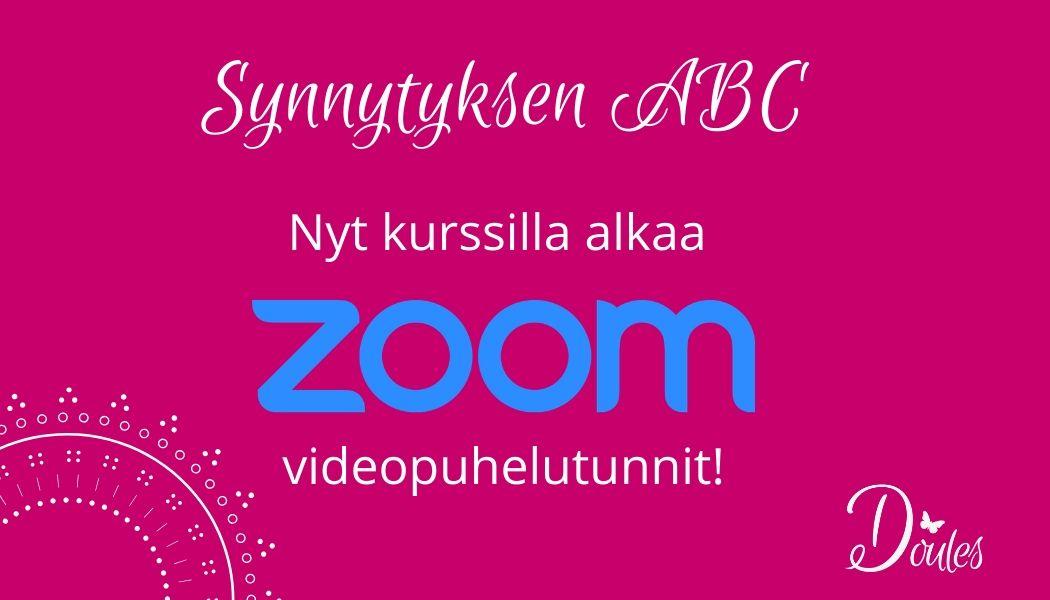 Synnytyksen ABC zoom